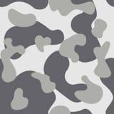 军队,军事伪装无缝的重复的传染媒介基于样式 库存照片