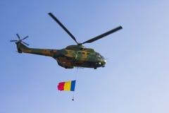 军队helicoperts 免版税库存照片