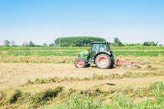 农业劳动 免版税图库摄影