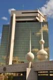 农业卡扎克斯坦部 免版税库存图片