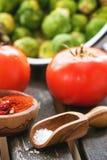 农业新鲜市场产品蔬菜 库存照片