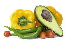 农业新鲜市场产品蔬菜 库存图片