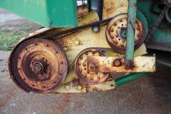 农业机械细节0312 免版税库存图片