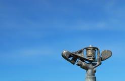农业灌溉喷雾器 库存图片