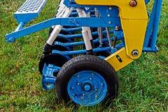 农业设备。细节116 免版税库存图片