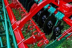 农业设备。细节166 免版税库存照片