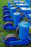 农业设备。细节141 图库摄影