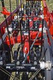 农业设备。细节108 库存照片