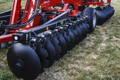 农业设备。细节102 免版税库存图片