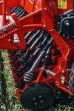 农业设备。细节98 免版税库存照片