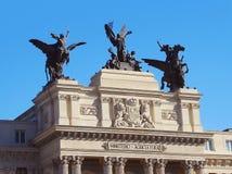 农业部 马德里 西班牙 免版税库存图片