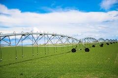 农业领域灌溉系统 库存图片