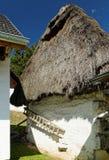 农厂房子在东南奥地利 免版税库存照片