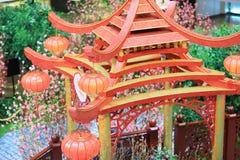 农历新年是发生的假日 免版税库存照片