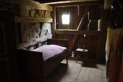 农场工人的室 库存照片