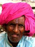农夫印地安人 免版税图库摄影