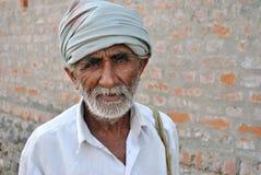 农夫印第安农村 免版税库存照片
