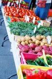 农夫市场 库存照片