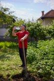 农夫饮用水 库存图片