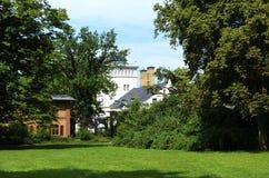 农村场面在柏林 免版税库存图片
