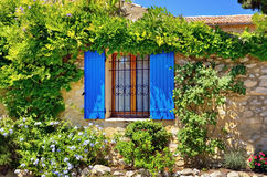 农村房子,普罗旺斯,法国 库存图片