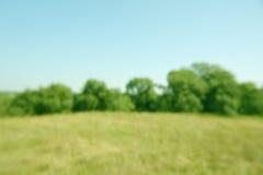 农村抽象的横向 库存照片