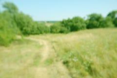 农村抽象的横向 库存图片