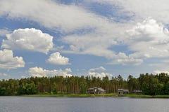 农村旅游业 免版税图库摄影