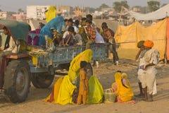 农村的印度 免版税图库摄影