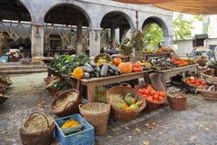 农村的市场 免版税库存图片
