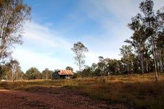 农村的澳洲 免版税库存图片