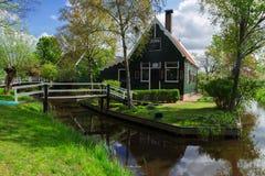 农村荷兰风景,荷兰 库存照片
