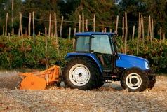 农用拖拉机 免版税图库摄影