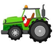 农用拖拉机 图库摄影
