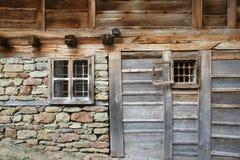 农舍的墙壁- 16 库存图片