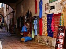 农贸市场stillife在非洲 库存图片
