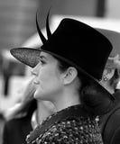 冠丹麦玛丽公主 免版税图库摄影