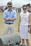 冠丹麦frederick丈夫玛丽公主 免版税库存照片