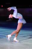 冠军冰意大利marchei溜冰者valentina 免版税库存照片
