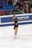 2011年冠军花样滑冰世界 免版税图库摄影