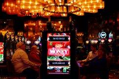冠赌博娱乐场和娱乐复合体-墨尔本 库存图片