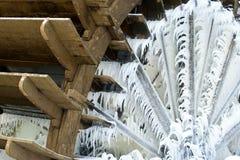 冬天在布拉格 图库摄影
