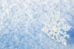 冬天背景。 免版税库存照片