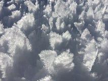 冬天风景在Goldegg,奥地利 免版税库存照片