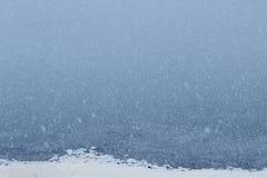 冬天风景7 免版税库存照片