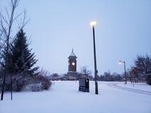 冬天 免版税图库摄影