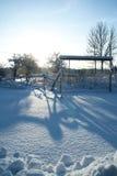 2冬天 图库摄影