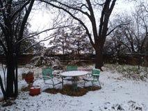 冬日 库存照片