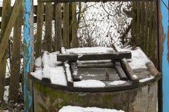 冬时,特写镜头 免版税库存照片