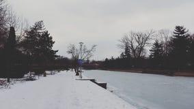 冰世界 图库摄影